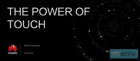 Huawei continúa acelerando y ya nos invita a su presentación en IFA 2015