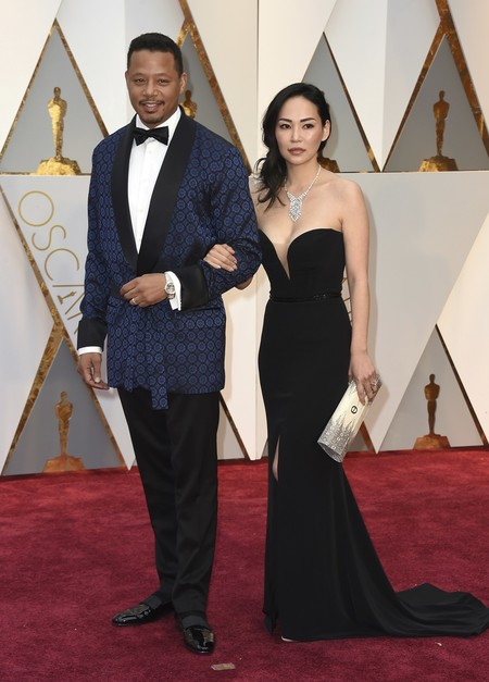 Terrence Howard Y Miranda Pak