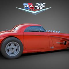 Foto 1 de 7 de la galería vizualtech-33-bomber-style-rod-design en Motorpasión