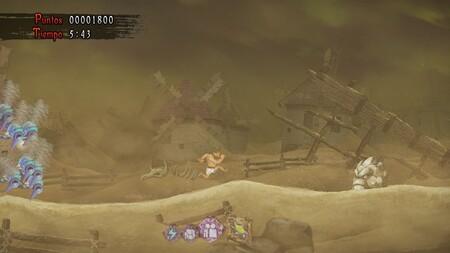Ghosts n Goblins Resurrection