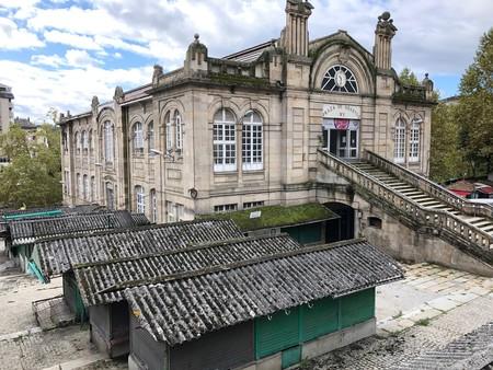 Un paseo por la ciudad de Ourense y su antiguo mercado