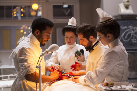 'The Knick' regresa como la serie con mayor personalidad visual del momento