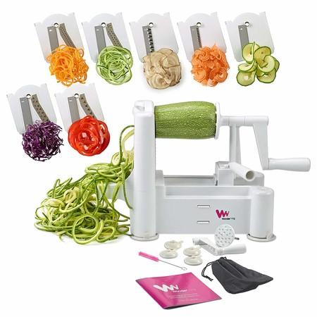 ¿Fideos de verduras? Con estas máquinas increíbles es una realidad
