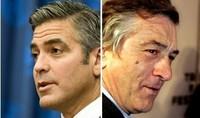 George Clooney y Robert De Niro juntos en el remake de 'Asuntos Pendientes'