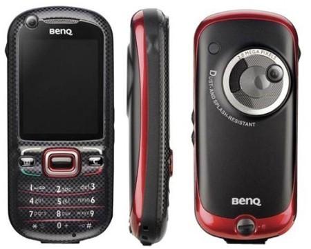 Benq M7 con GPS y resistente a todo