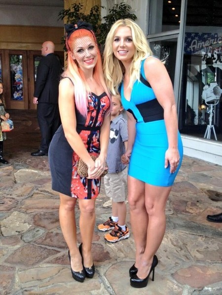 Britney Spears y Katy Perry