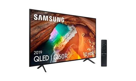 Samsung QE65Q60R: 65 pulgadas QLED 4K de última generación por 1.199,99 euros, con envío gratuito y nacional