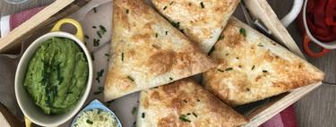 Cómo hacer tortilla pockets, una manera divertida de cocinar con tortillas de trigo (con vídeo incluido)