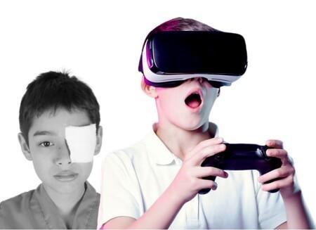 Dicopt, el novedoso tratamiento basado en la realidad virtual para tratar el ojo vago en niños y así reducir el uso del parche