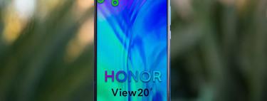 Móviles en oferta: Huawei Honor View 20, Samsung Galaxy A50 y Xiaomi Mi A2