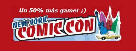 La Comic-Con de Nueva York amplía su espacio para videojuegos