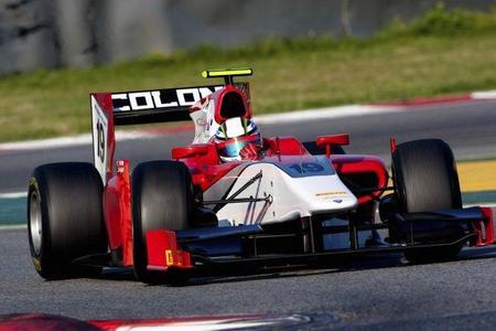 Davide Rigon correrá con Coloni en la GP2