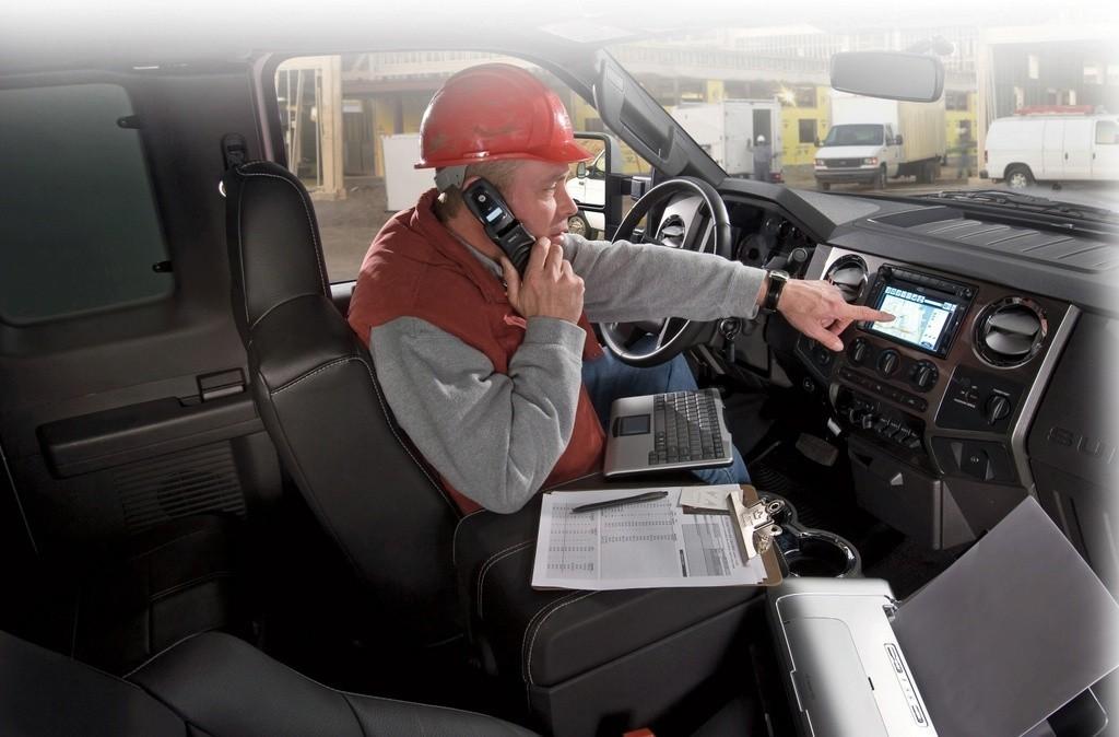 Foto de Ordenador Ford integrado (2/9)