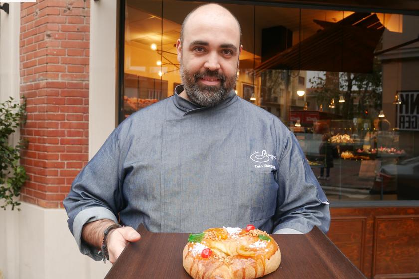 El inventor del polémico roscón de callos explica cómo mejorar el mítico dulce de Reyes