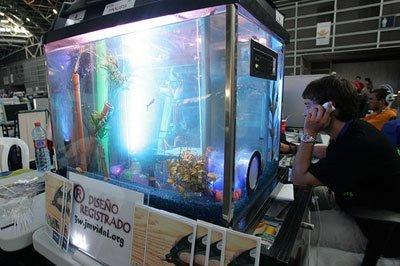Campus Party 2006: fotos