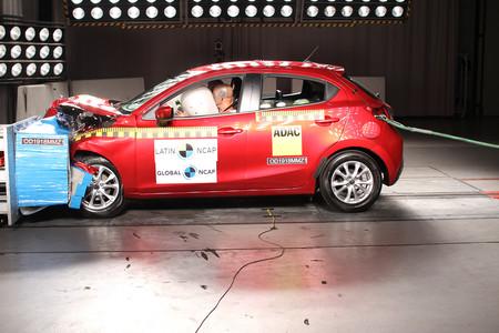 Mazda 2 Latin Ncap