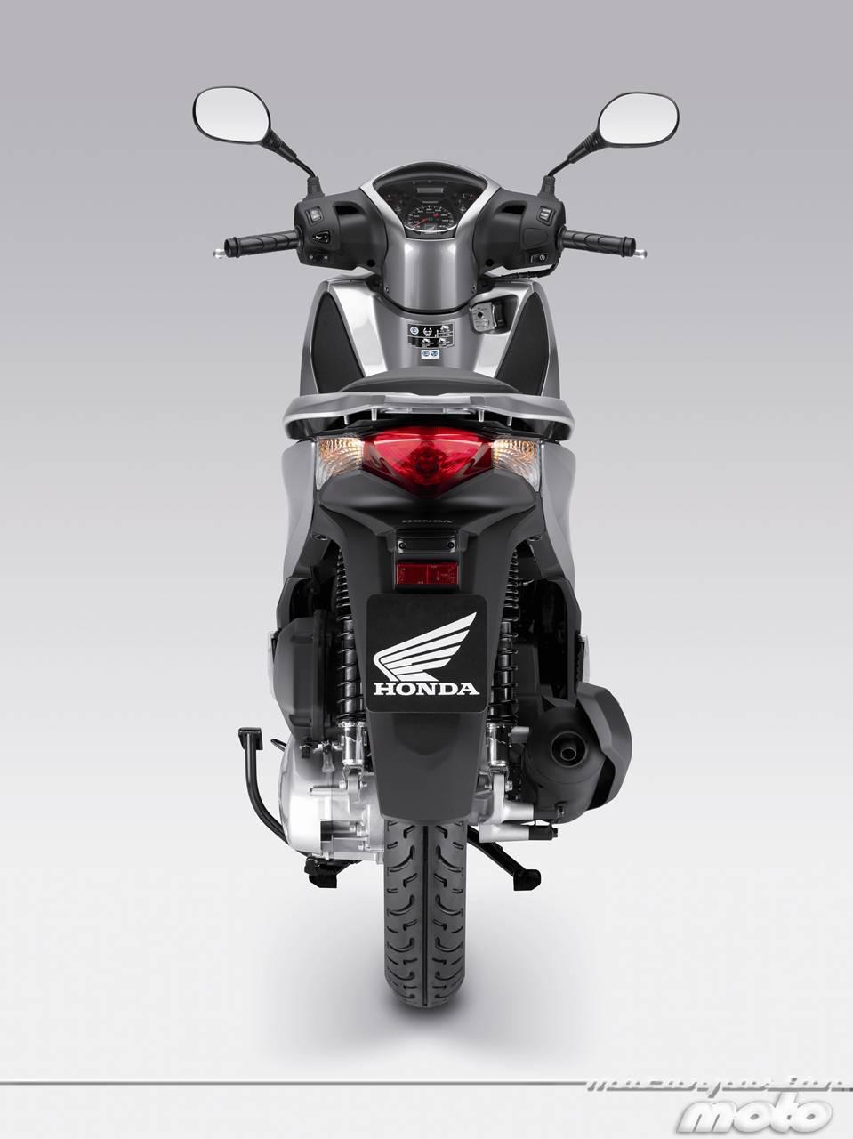 Foto de Honda Scoopy SH125i 2013, prueba (valoración, galería y ficha técnica)  - Fotos Detalles (39/81)