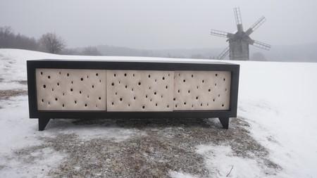Espectacular puesta en escena de las novedades de invierno de la firma ucraniana de mobiliario Faina