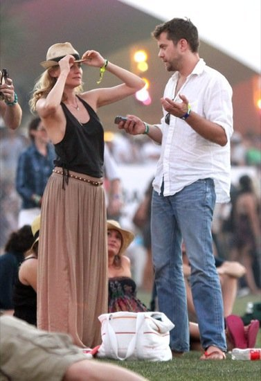 Diane Kruger Coachella look