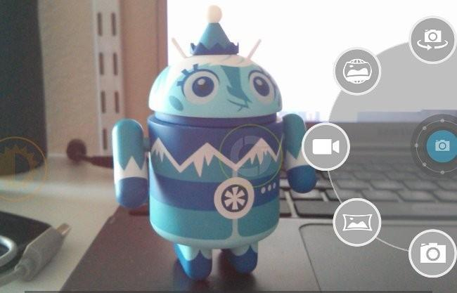 CyanogenMod Cámara Android