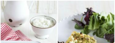 Reinventa tus platos con arroz. Recetas saludables que te ayudarán a lograrlo