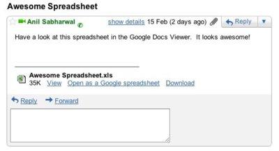 Google Docs añade soporte para 12 nuevos formatos de archivo