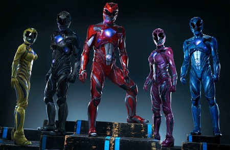 Power Rangers película