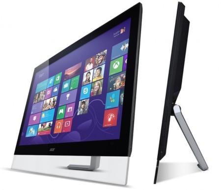 Acer T272HUL, B276HUL y B296CL: trío de monitores con alta resolución