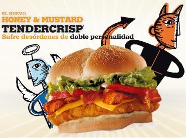 Ganadora del Reto Burger King, la hamburguesa de hojaldre de Ignacio Asúa