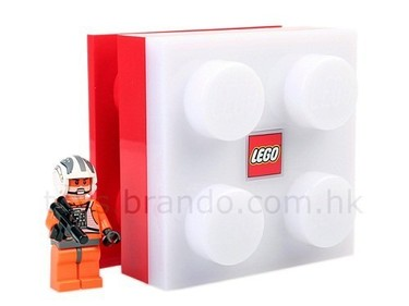 Lámpara LED de Lego