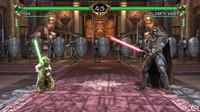Una perturbación en la fuerza de 'Soul Calibur IV'. ¿Vader en Xbox 360 y Yoda en PS3?
