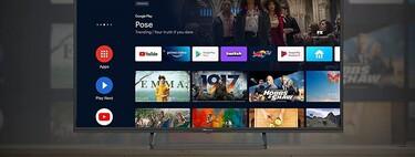 La nueva Smart TV de 40 pulgadas de TD Systems adopta Android TV y un amplio catálogo de apps por 249 euros, mínimo histórico