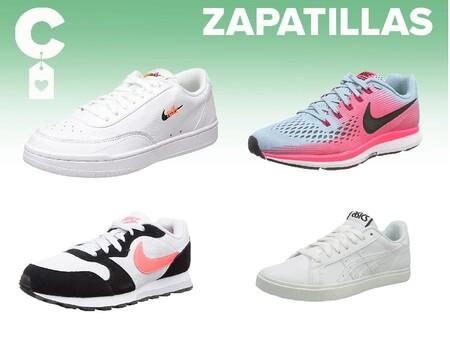 Chollos en tallas sueltas de zapatillas Nike o Asics por 40 euros o menos   en Amazon
