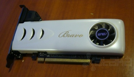 Asus Bravo 9500, algo más que una simple tarjeta gráfica