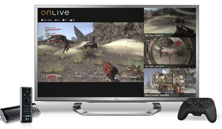 OnLive a por la Smart TV
