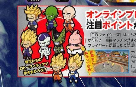 """El online de Dragon Ball FighterZ nos permitirá pasear por el Dragon World con las versiones """"chibi"""" de Son Goku y compañía"""