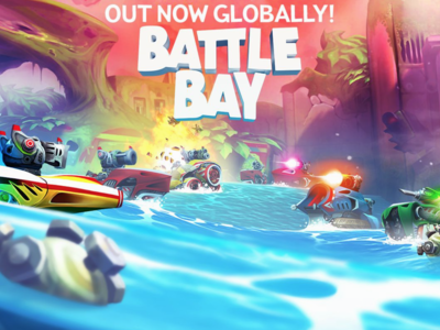 Battle Bay es el nuevo juego de los creadores de Angry Birds, y ya puedes descargarlo gratuitamente