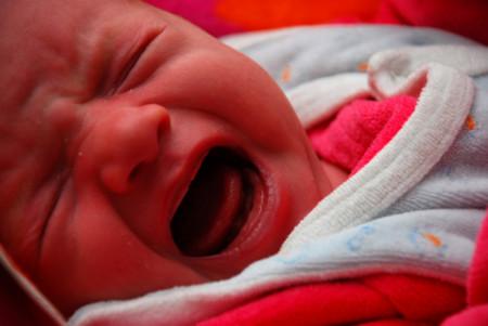 Dejar llorar a los bebés