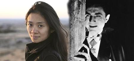 'Drácula' en clave de western fantástico: lo próximo de Chloé Zhao tras triunfar con 'Nomadland' y dirigir 'Eternals' de Marvel
