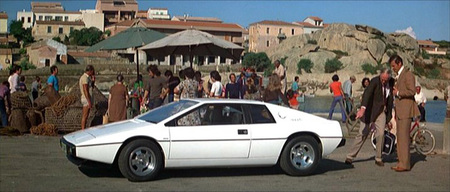 Bond - Lotus Elise