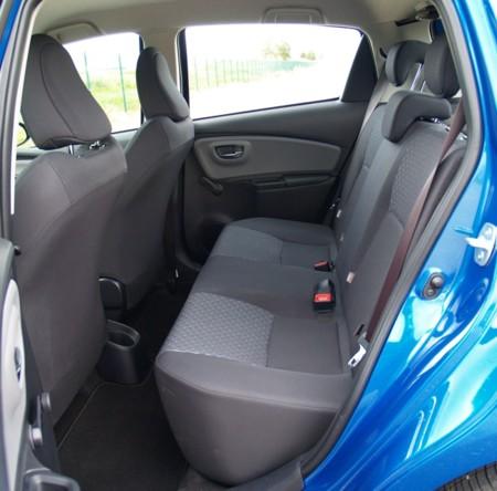 Toyota Yaris 90d 5p Active Prueba 08