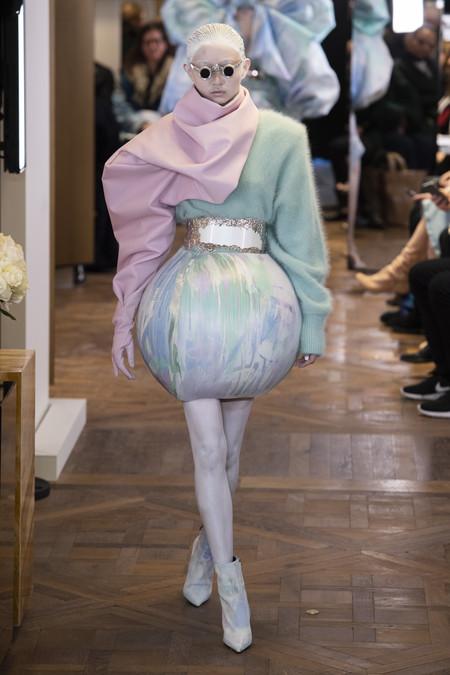 Balmain haute couture 2019