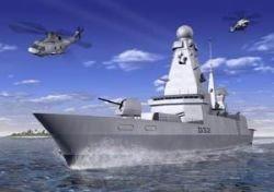 La armada inglesa tiene un arma secreta