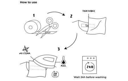 Modo Uso Etiquetas Amazon