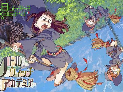 ButakaXataka™: Little Witch Academia