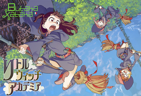 ButakaXataka™: Little Witch Academia