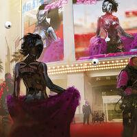 CD Projekt Red quiere poner freno a la exagerada cantidad de consoladores que aparecen en Cyberpunk 2077