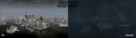 GTA IV - PC vs consola