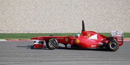 Ferrari vuelve a cambiar el nombre de su monoplaza para la temporada 2011
