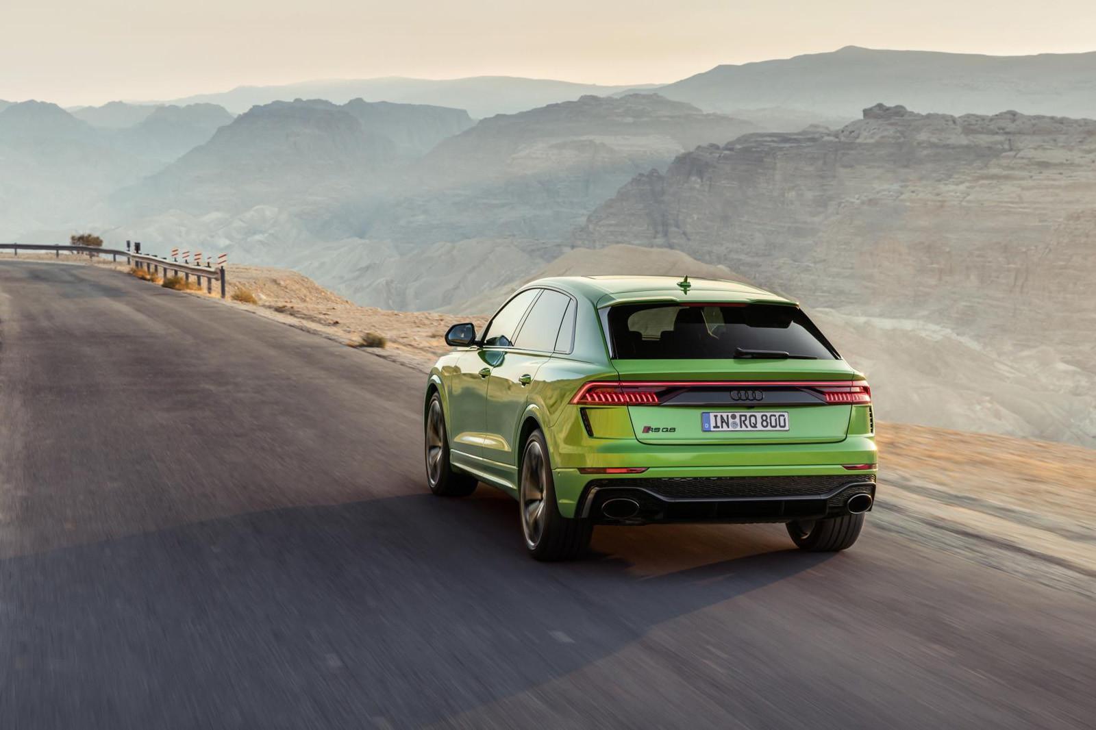 Foto de Audi RS Q8 2020 (30/47)
